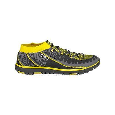 Cmp Turnschuhe Sportschuhe Chamaeleontis Nimble Fitness Shoe Grau Atmungsaktiv