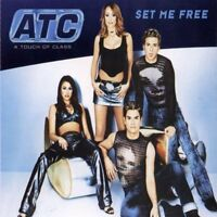 ATC (A Touch of Class) Set me free (2002) [Maxi-CD]