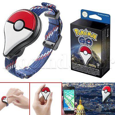 Pokemon Go Plus Bluetooth Armband Bracelet Handy Uhr Spiel Zubehör für Nintendo