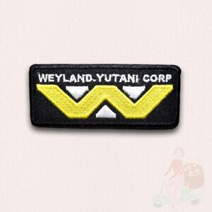 Alien-Weyland-Yutani-Corp-Iron-On-Sew-On-Embroidered-Patch