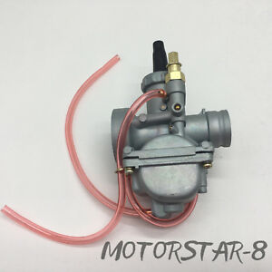 22mm Mikuni Carburetor for 2 Stroke Motorcycle Suzuki AX100 QJ100-M KW100-M