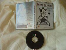 Gwen Stefani Harajuku Lovers Live DVD Region 0 R0