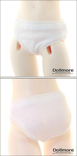Simple Triangle Boy Panties White Dollmore BJD  MSD