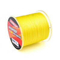 300m Durable Pe Braided Fishing Line Super Strong Fishing 20lbs-60lbs 8 Strands
