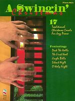 A Swingin' Christmas Sheet Music Piano Collection Book 002503625