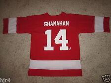 Brendan Shanahan #14 Detroit Red Wings NHL Jersey Youth M 10-12 medium