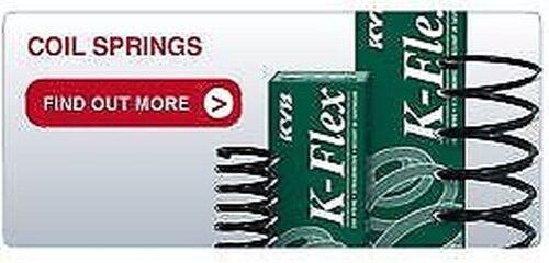 KYB Vordere Spiralfedern für 75 Mg Zt Mg Zt RC2935