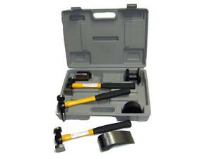 7-PC-AUTO-BODY-FENDER-REPAIR-TOOL-HAMMER-AND-DOLLY-SET
