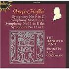 Franz Joseph Haydn - Hyperion Haydn Edition: Symphonies Nos. 9, 10, 11 & 12 (2002)