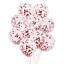 miniature 15 - Lot-de-12-confettis-ballons-latex-12-034-decorations-a-L-039-helium-Fete-D-039-anniversaire-Mariage