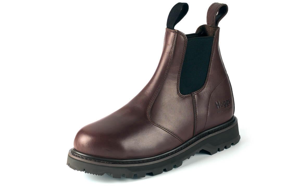Hoggs of Fife Tempest Steel Toe Dealer Boot