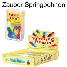 Mini Zauber-Springbohnen Jumping Beans Spielzeug Anti-Stress Geschenk Mitgebsel