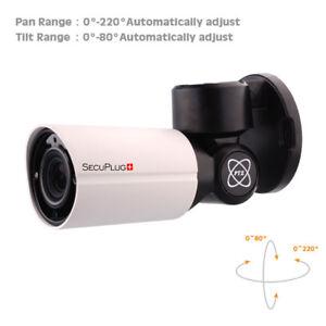af8d1027336 1080P Outdoor PoE PTZ IP Camera 4X Optical Zoom IR Night Vison ...