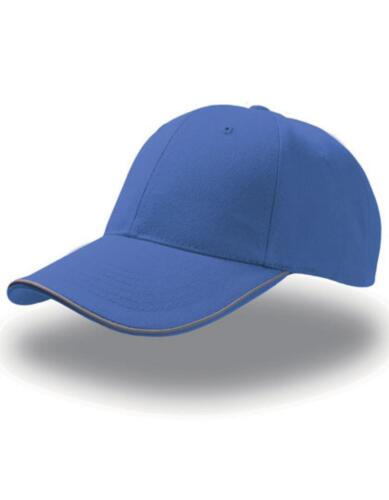 Donna reflect 6-Panel-Cap//chiusura con fibbiaATLANTIS