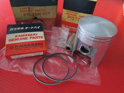 NOS Kawasaki GTO KH110 Piston & Ring Set 0.50