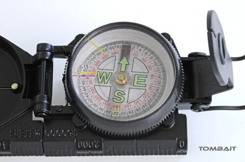 Compas Boussole marche bidouillerai armée navires orientation compas M loupe