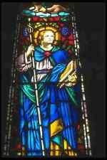 099060 St Patricks Church 1855 A4 Photo Print