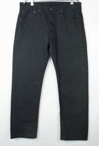 Levi's Strauss & Co Hommes 505 Jeans Jambe Droite Taille W36 L32