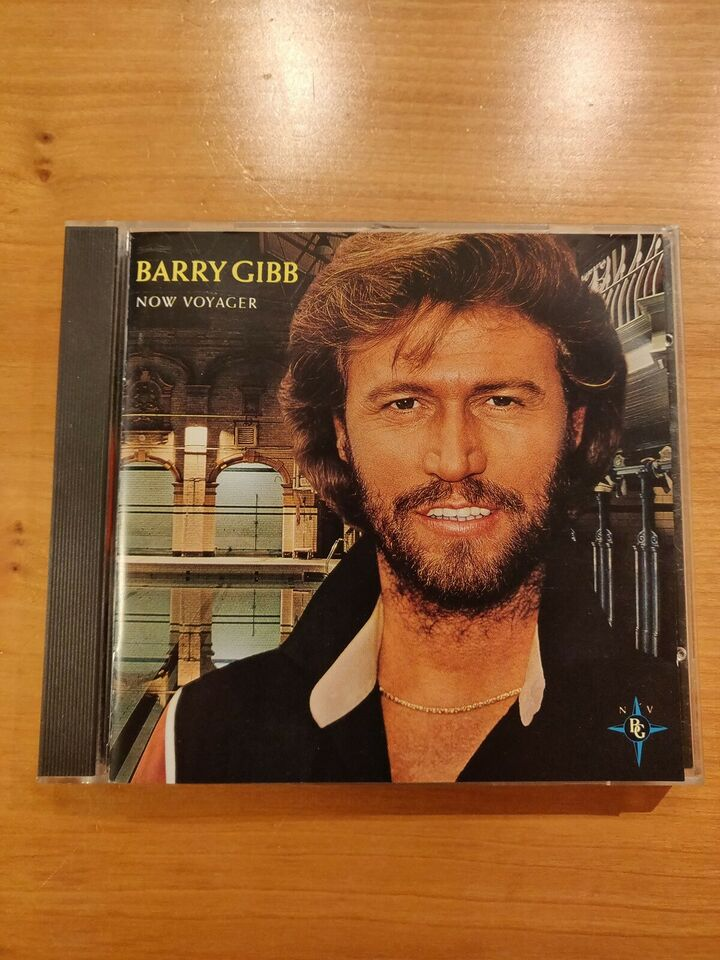 Barry Gibb: Now Voyager, rock