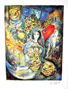 MARC-CHAGALL-After-Bella-Print-I80-of-500-Lot-1867808