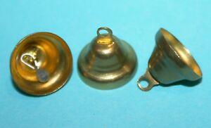 3-uralte-Messing-Gloeckchen-1-6cm-fuer-Schaf-Ziege-Hund-Katze-Puppe-Rentier-Esel
