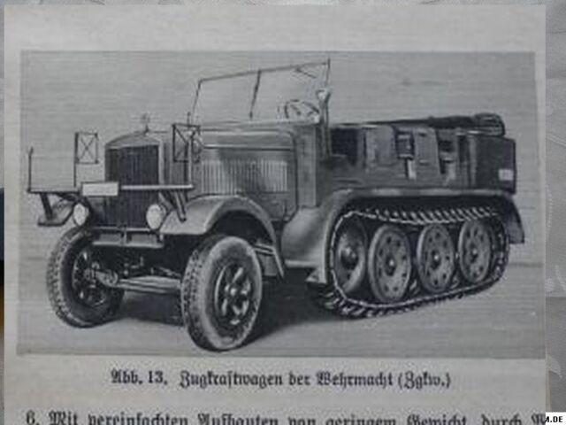 Manuel KRADMELDER Wehrmacht ZÜNDAPP KS 750 600 KDF Voiture bmw r75 NSU OSI 601