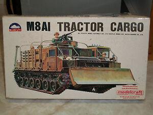 Bluetank 1/35 Scale M8A1 Tractor Cargo