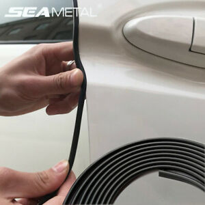 5M-Car-Door-Sill-Edge-Seal-Scratch-Protector-Trim-Rubber-Mold-Strip-Car-styling