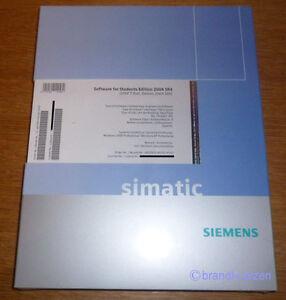 Siemens-Simatic-STEP-7-Prof-Edition-2004-SR4-NEU-vom-Haendler-mit-Rechnung