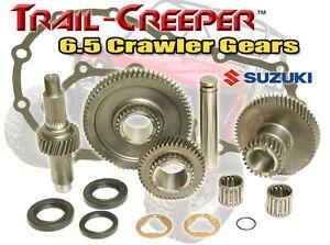 Suzuki-6-5-transfer-case-gears-Jimny-Sierra-SJ410