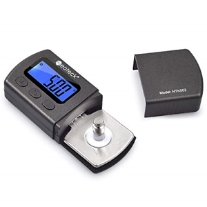Digital-Turntable-Stylus-Force-Scale-Gauge-Blue-LCD-Back-light-for-Tonearm-US