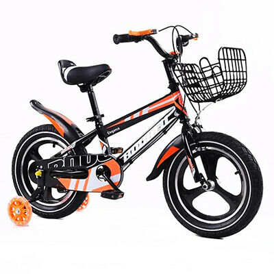 TYNEE™ CHILDREN/'S GIRLS BOYS BIKE BICYCLE WITH REMOVABLE STABILISERS 14 INCH UK