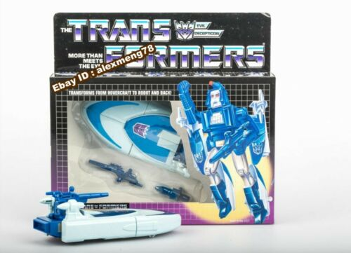 Transformers G1 Scourge reissue mint Free shipping by /'s Speedpak