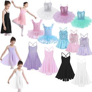 Girls Clothes Sets,Baby Girl Gymnastic Leotard Ballet Dancewear Bodysuits Dance Costume Jumpsuits Romper+Tutu Skirt 2PCS Cute Outfits Set Pink, 2-3 Years