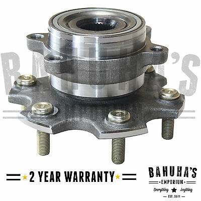 MITSUBISHI PAJERO SHOGUN MK3 3.8 3.2 3.5 2.5 3.0 REAR HUB WHEEL BEARING 2000/>06