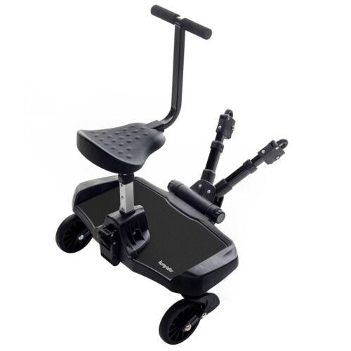 Bumprider Sit Stroller Board Noir Poussette Landau poussette accessoire BN