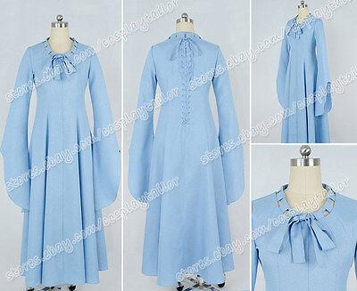 Game Of Thrones Sansa Stark Alayne Stone Cosplay Costume Dress Clothing Hot Sale