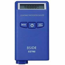 Bside Cct02 Digital Paint Coating Thickness Gauge Meter Tester For Car Automo