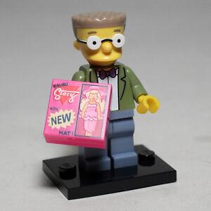 Lego-71009-Minifig-Simpsons-Series-2-WAYLON-SMITHERS