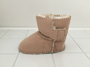 4de60d10a4a Details about Baby Ugg Boots Colour Beige Size Extra Extra Large (XXL)