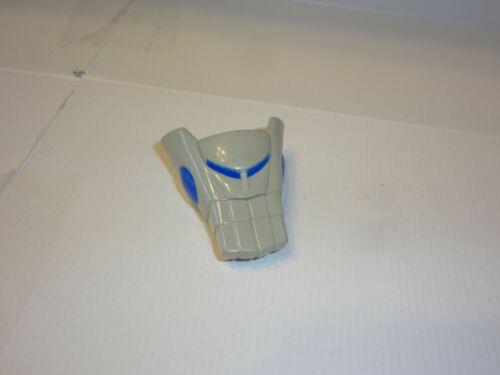 Power Rangers Deluxe Ninja Megazord Blue Wolf Fist Hand Part Right Left Head