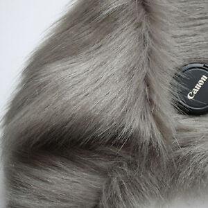 Tessuto pelliccia ecologica pelo lungo