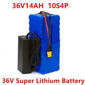 Li-ion-Battery-36V-14AH-Volt-Rechargeable-Bicycle-750W-E-Bike-Electric-Li-ion
