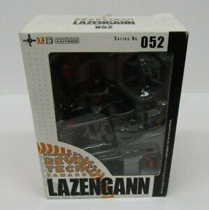 REVOLTECH-YAMAGUCHI-052-Gurren-Lagann-Lazengann-Action-Figure