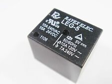 Relais 5V 1xUM 240V 10A 24V 10A RAYEX ELEC LEG-5 #12R40#