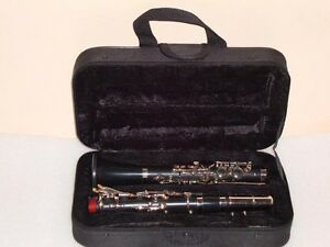 HOT-SALE-BRAND-NEW-ALBERT-SYSTEM-Eb-CLARINET-14-KEYS-WITH-FREE-HARD-CASE-M-P