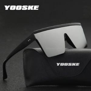 Gafas-de-sol-para-Hombre-mujer-Verano-lentes-Cuadrado-MODA-Decontracte-De-Lujo-UV400