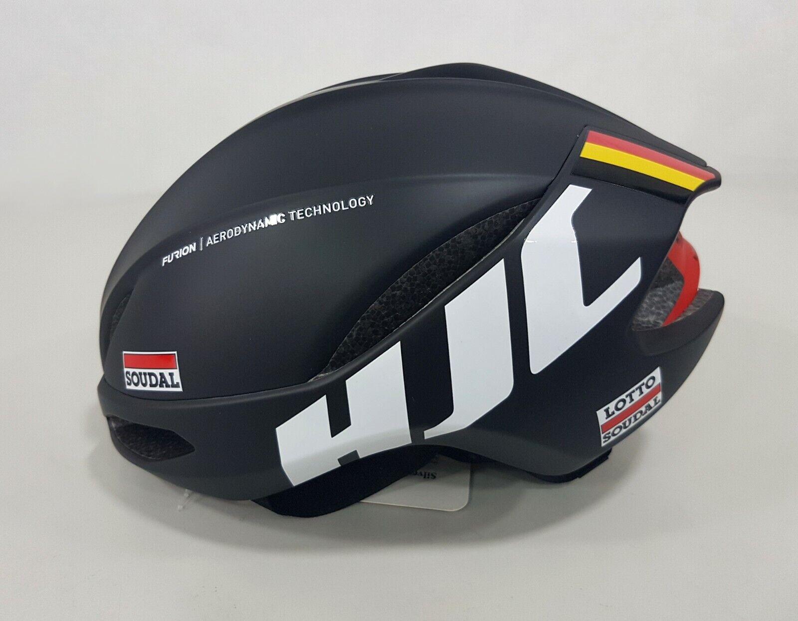HJC Furion Lotto Soudal 15Vents Aerodynamic Bicycle Road Helmet  51-56cm Size S  buy best