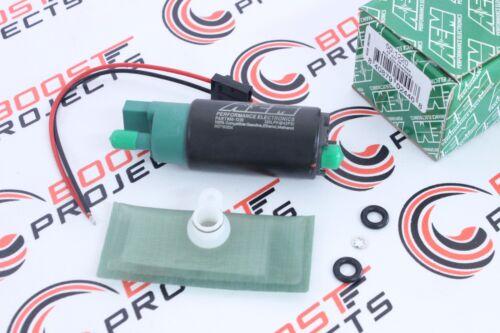 AEM 320LPH 65mm Fuel Pump Kit w//o Mounting Hooks Ethanol Compatible 50-1220