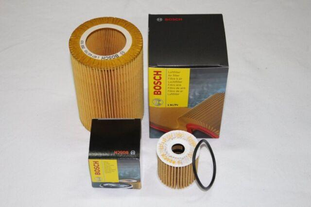 Bosch Filtre à air s3739 et Bosch Filtre à huile p9127 pour Smart Fortwo 450 799ccm 0,8 L